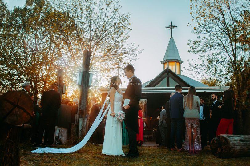 Recién casados - Pilar 2019