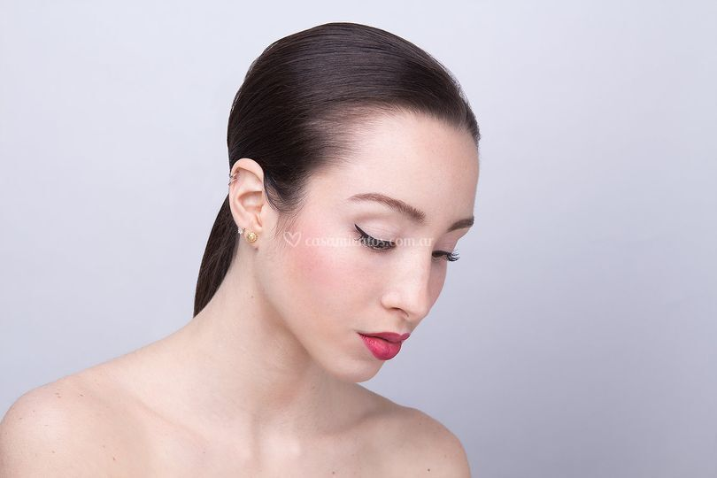 Maquillaje hd para novias de Connie M Maquillaje Media