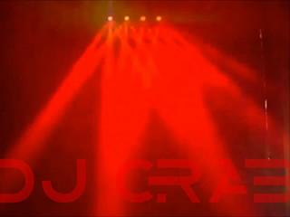 Iluminación multirayos DMX