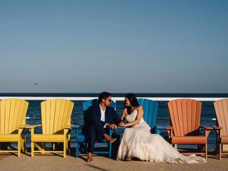 Post-boda de Ainoa y Enrique