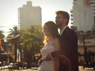 Trash the Dress de Eli & Alejo / Jorge Duré Filmmaker