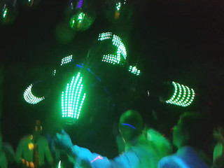 Astrobot Show Led