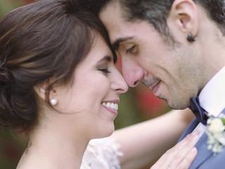 Cami+Gastón trailer de boda