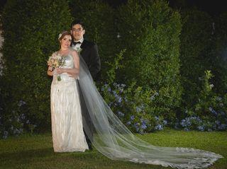 El casamiento de Romina y Gabriel
