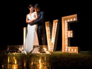 El casamiento de Liz y Pablo