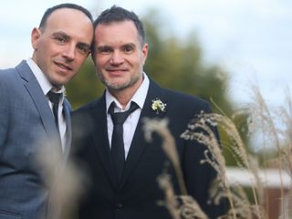 El casamiento de Carlos y Ignacio