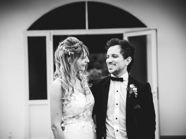 El casamiento de Agustina y Maximiliano