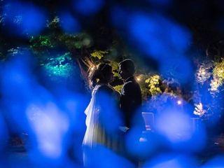 El casamiento de Daiana y Sergio