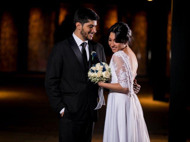 El casamiento de Caro y Fernando