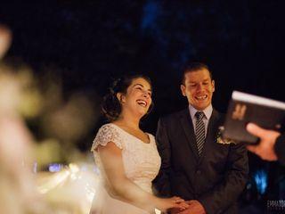 El casamiento de Vanesa y Jacson