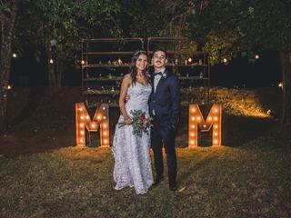 El casamiento de Meli y Maxi