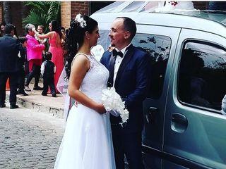 El casamiento de Priscila y Julio 1