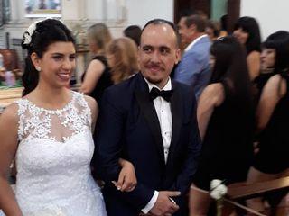 El casamiento de Priscila y Julio