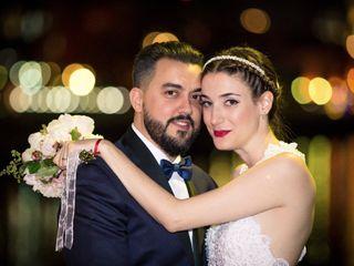 El casamiento de Linda y Maxi