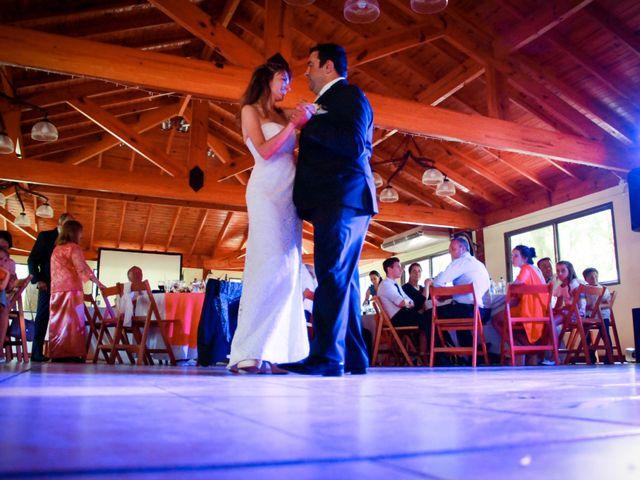 El casamiento de Marcela y Diego