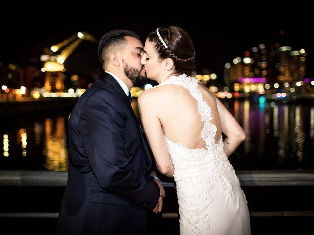 El casamiento de Maxi y Linda en Palermo, Capital Federal 11