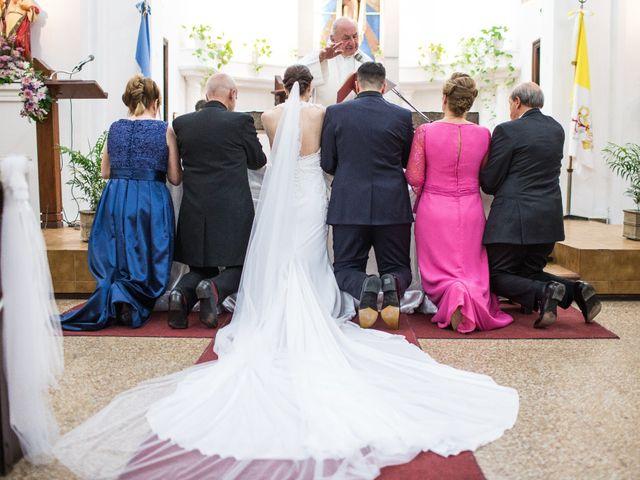 El casamiento de Maxi y Linda en Palermo, Capital Federal 15
