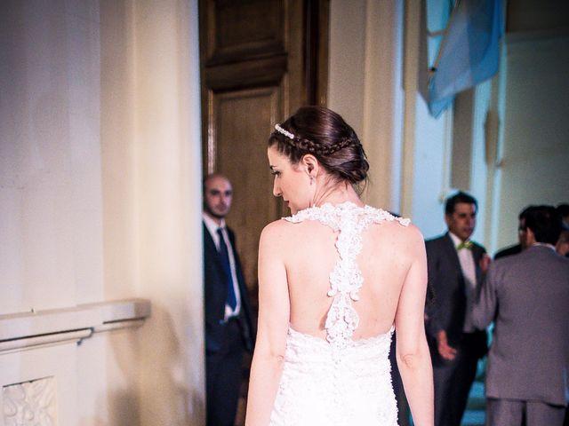 El casamiento de Maxi y Linda en Palermo, Capital Federal 16