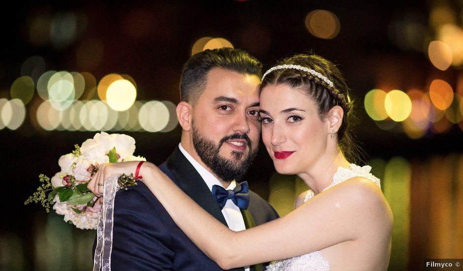 El casamiento de Maxi y Linda en Palermo, Capital Federal
