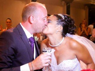 El casamiento de Jesica y Gabriel