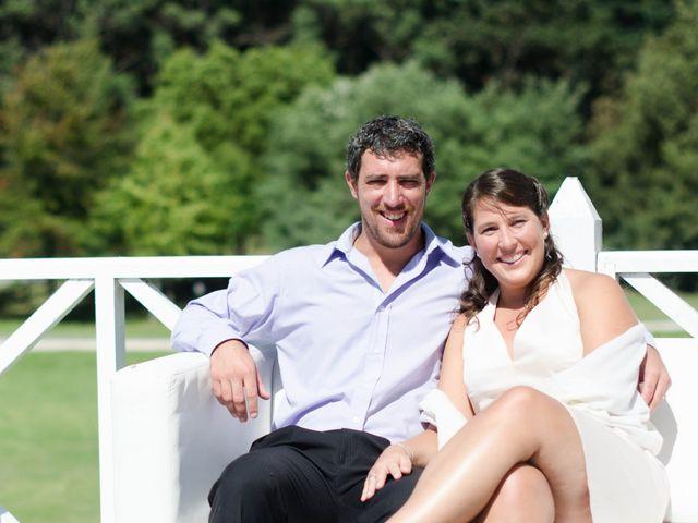 El casamiento de Jorgelina y Sebastián