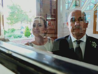 El casamiento de Mariana y Federico 1