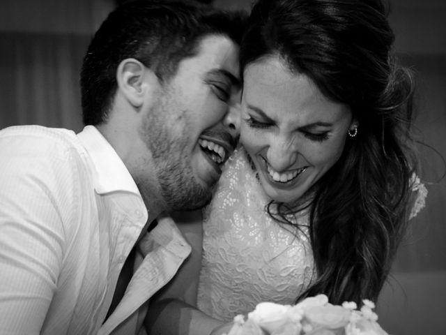 El casamiento de Romina y Damián