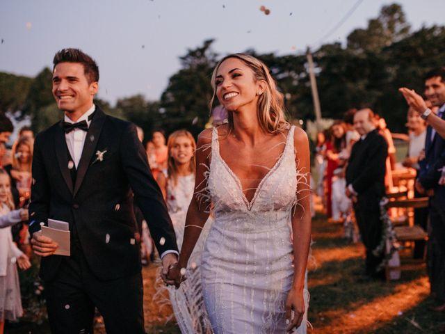 El casamiento de Sofía y Carlos