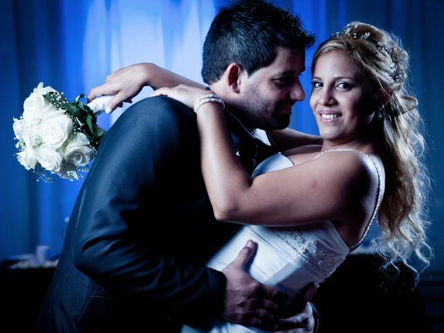 El casamiento de Jimena y Pablo