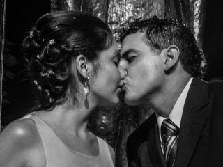 El casamiento de Valeria y Miguel