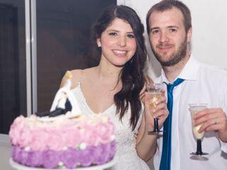 El casamiento de Yamila y Nicolás