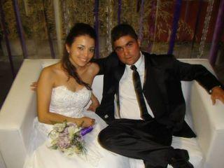 El casamiento de Maricel y Mauricio