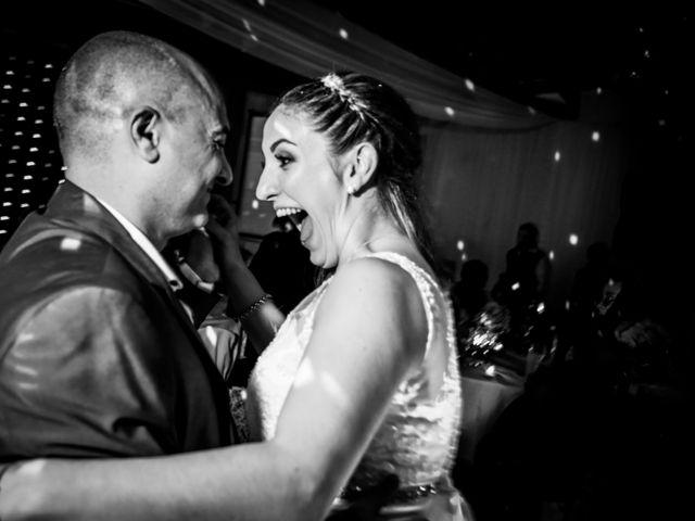 El casamiento de Teresa y Fabio