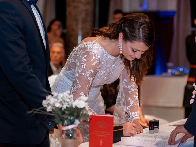 El casamiento de Luciano y Lucía en Palermo, Capital Federal 24