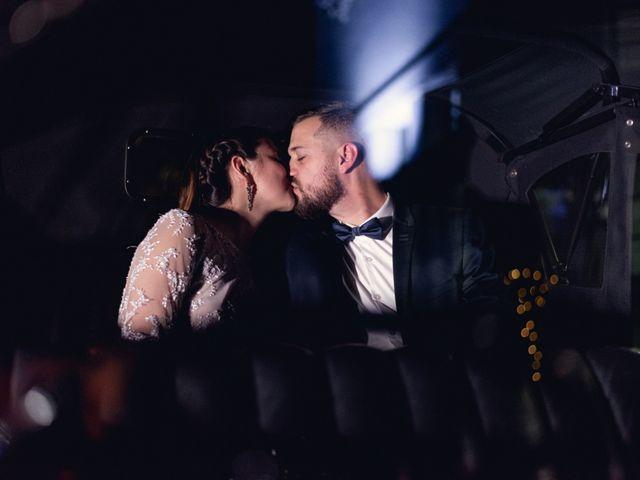 El casamiento de Lucía y Luciano