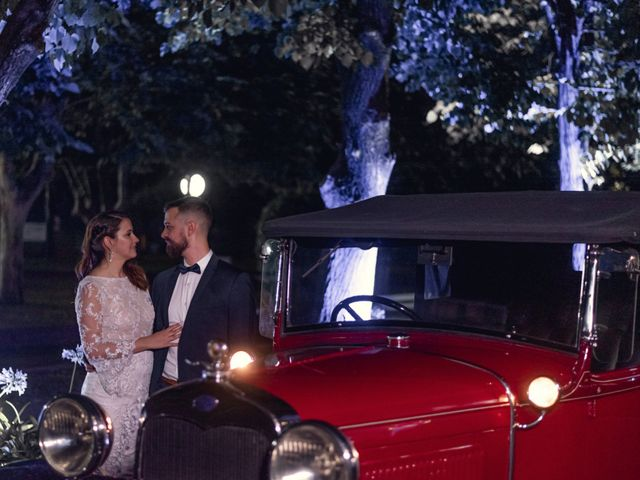 El casamiento de Luciano y Lucía en Palermo, Capital Federal 37