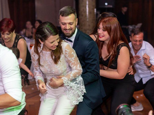 El casamiento de Luciano y Lucía en Palermo, Capital Federal 54