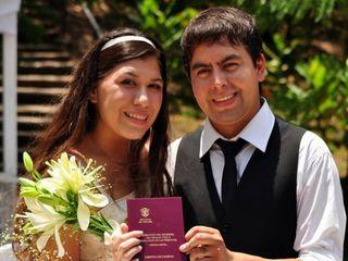El casamiento de Luz y Sergio