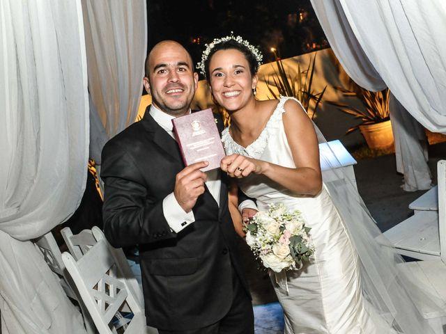 El casamiento de Martin y Julieta