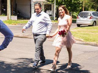 El casamiento de Anabella y Nicolás 1