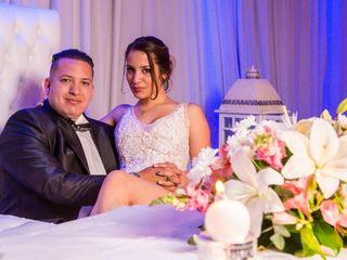 El casamiento de Anabella y Nicolás
