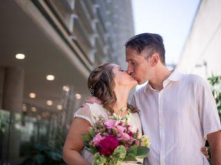 El casamiento de Daniela y Leandro 1