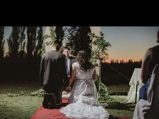 El casamiento de Ayelen  y Germán  1