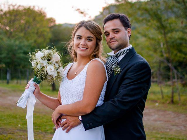 El casamiento de Viky y Santi