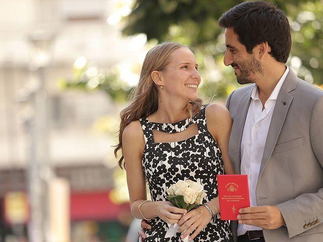 El casamiento de Maria Belen y Matias