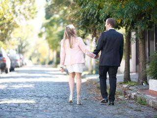 El casamiento de Pamela y Lucas 1