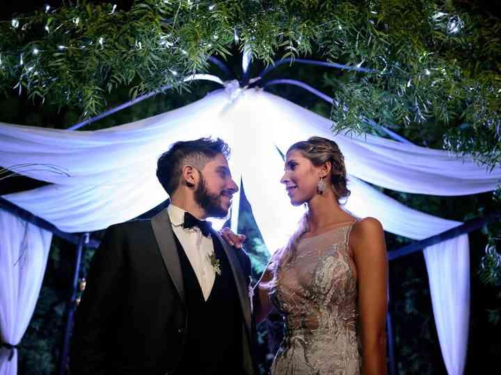 El casamiento de Macki y Emma
