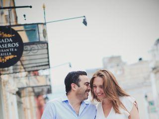 El casamiento de Noelia y Eduardo 1