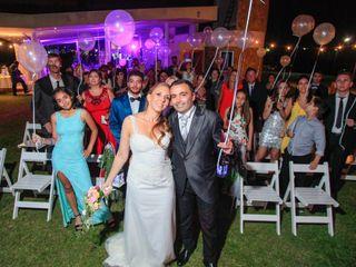 El casamiento de Noelia y Eduardo