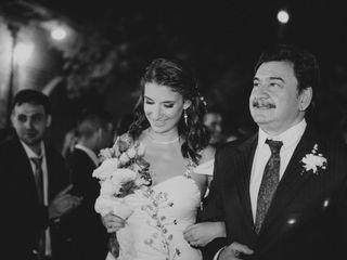 El casamiento de Cintia y Matías 1